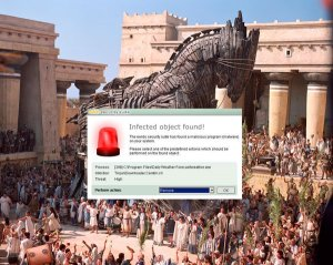 Trojan horse found - copy.exe XD